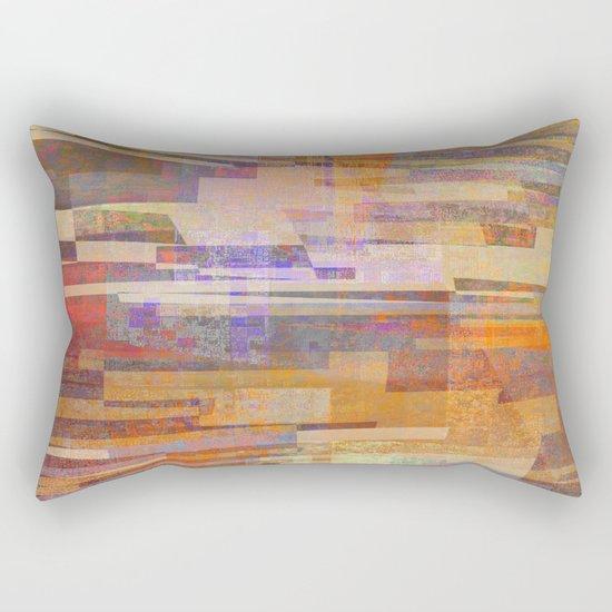 quite sure Rectangular Pillow