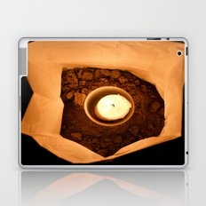 Flicker Of Hope Laptop & iPad Skin