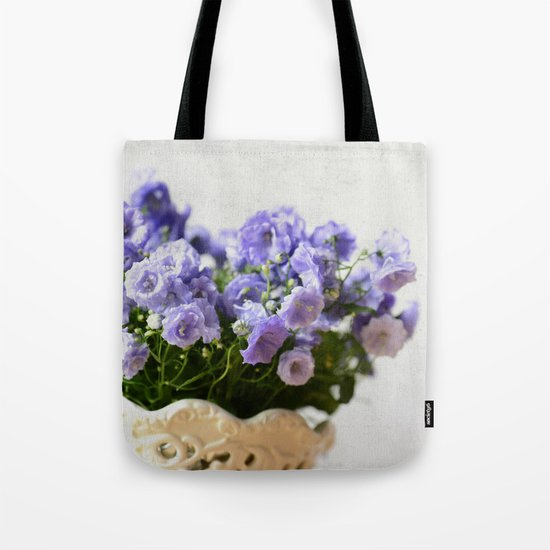 Bluebells are ringing Tote Bag