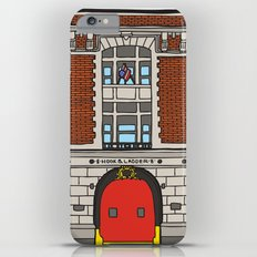 Ghostbusters Fire Station Slim Case iPhone 6s Plus