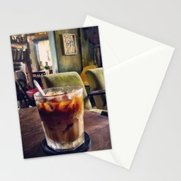 Coffee in Saigon Stationery Cards