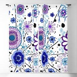 Ka-BLUE-ie! Blackout Curtain