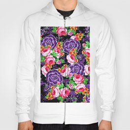 Floral Garden Hoody