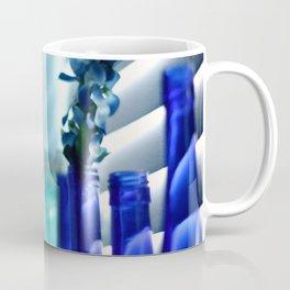 Blue Bottles - 2 Coffee Mug