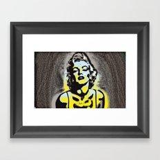Maril Framed Art Print