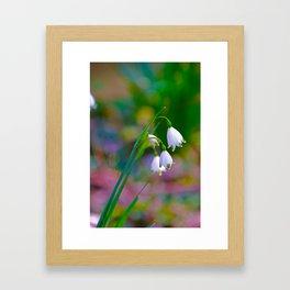 Spring Impression 2 Framed Art Print