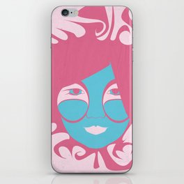 Bjork: All is Full of Love iPhone Skin