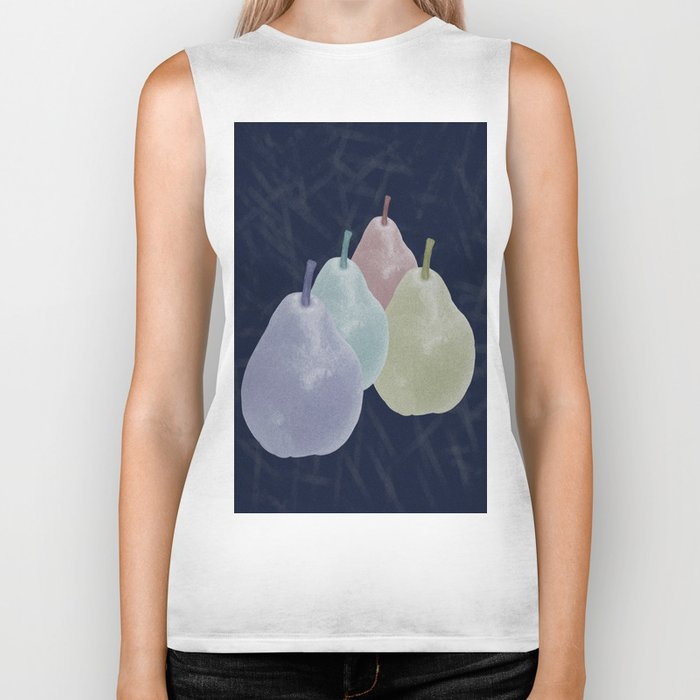 Pears Biker Tank