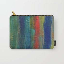 Color Strokes Carry-All Pouch