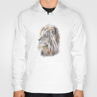 lion king Hoodies featuring Lion King by pablolabel