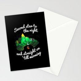 Neverland  Stationery Cards
