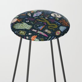 Curiosities Counter Stool