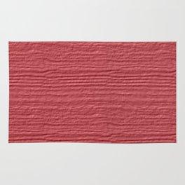 Tea Rose Wood Grain Color Accent Rug