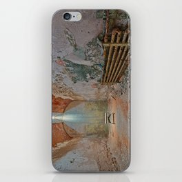 Abandoned Prison Cell iPhone Skin