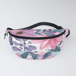 FLOWERS XII Fanny Pack