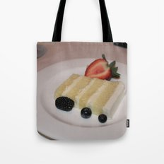 Slice of a Wedding Cake Tote Bag