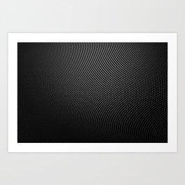 Carbon Art Print