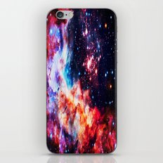 The Colors of Space iPhone & iPod Skin