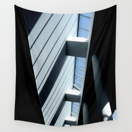 Light and shadow Wall Tapestry