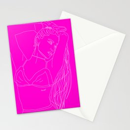 Ariana Sketch Stationery Cards