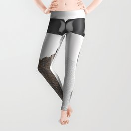 Glass Salt And Pepper Leggings