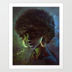 Weave of fate Art Print