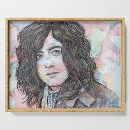 Jimmy Page - Heartbreaker Serving Tray