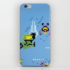 Tragic Kingdom iPhone & iPod Skin