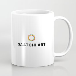 Saatchi Art Coffee Mug