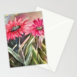 Beautiful Daisies Stationery Cards