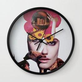 Broke Wall Clock