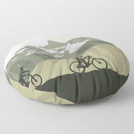 Trail Club III Floor Pillow
