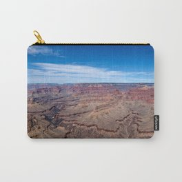 Grand Canyon Afternoon Blue Sky Carry-All Pouch