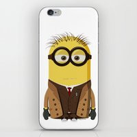 doctor who iPhone & iPod Skins featuring Doctor Who by Henrik Norberg