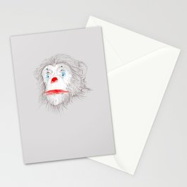 Animalfree circuses - Ape Stationery Cards