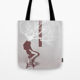 F. Tree Tote Bag
