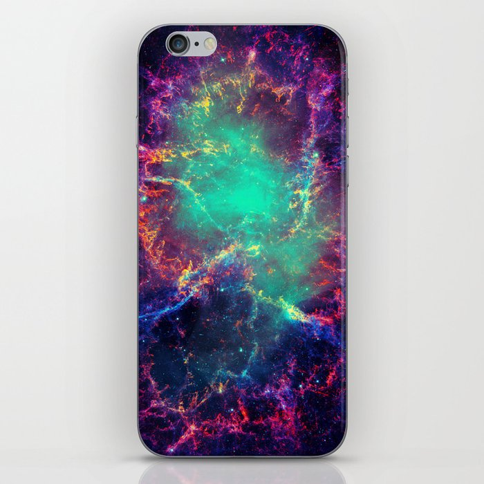 Cave Nebula iPhone Skin