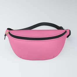 French Pink #FD6C9E Fanny Pack