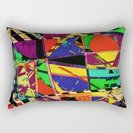 Choppy Rectangular Pillow