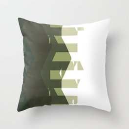 Sickly Throw Pillow