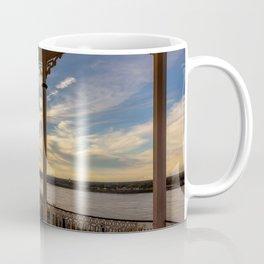 Mississippi River Gazebo Coffee Mug