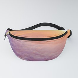 Pink Sunset Fanny Pack
