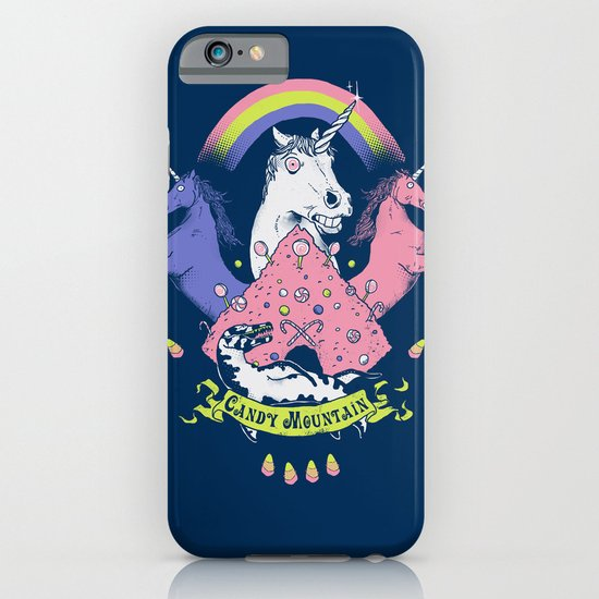 Candy Mountain iPhone & iPod Case