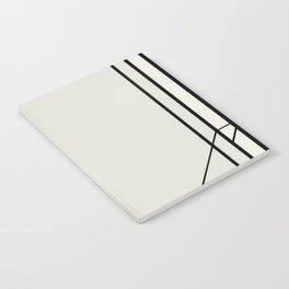 Art Deco Frame Notebook