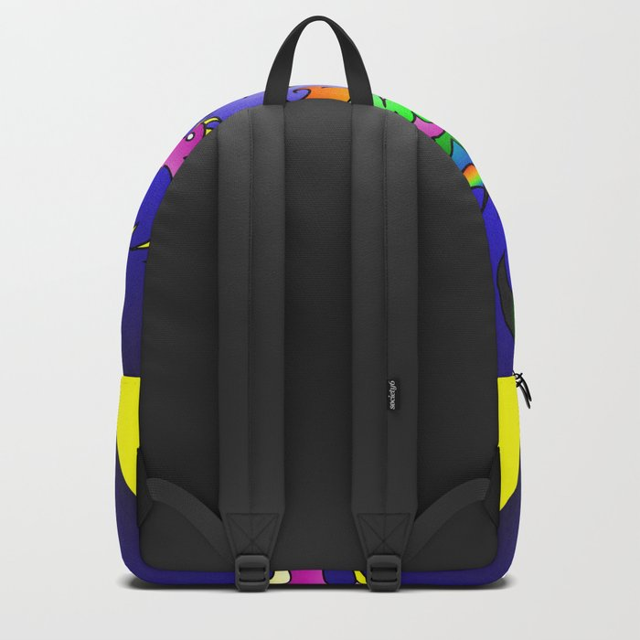 Unkowning Bluecircle Backpack