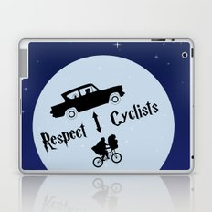 Respect Cyclists Laptop & iPad Skin