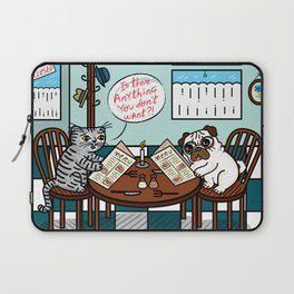 Is There Anything You Don't Want Laptop Sleeve