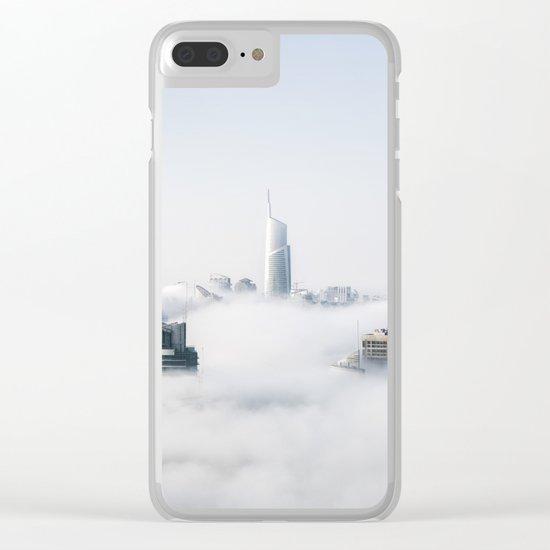 Next Stop, Cloud City Clear iPhone Case