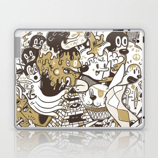 con$umer Laptop & iPad Skin