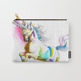Poo Unicorn Carry-All Pouch